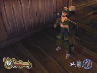 Screenshot Thumbnail / Media File 1 for Tenchu 2 - Birth of the Stealth Assassins [U]